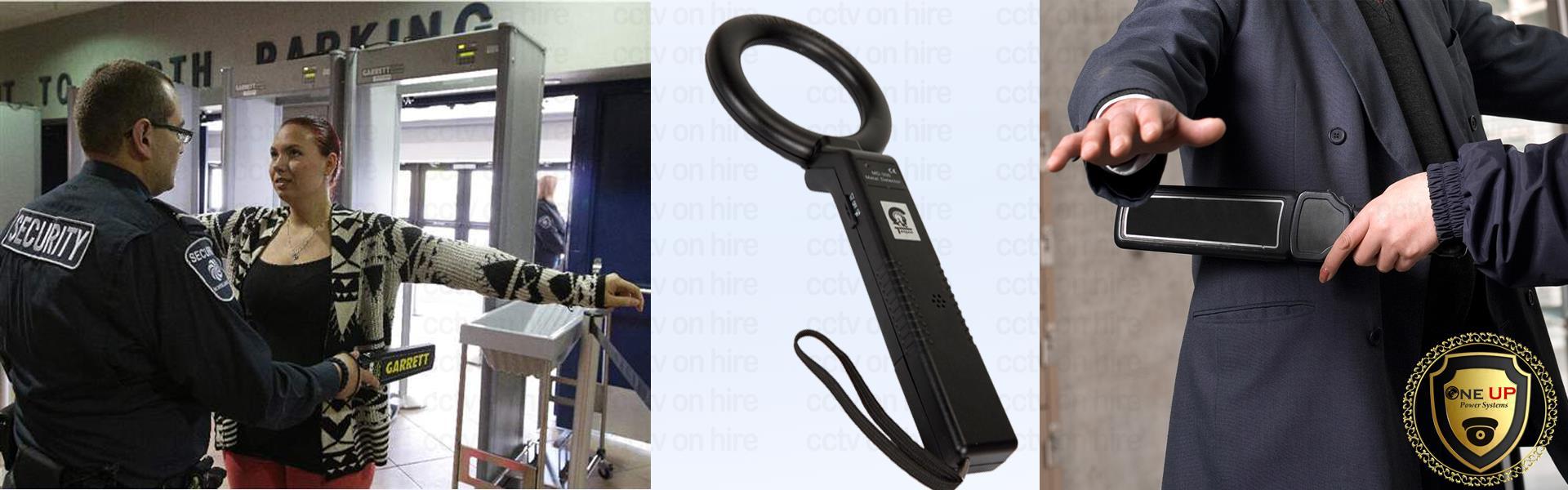 Hand-held metal detector company