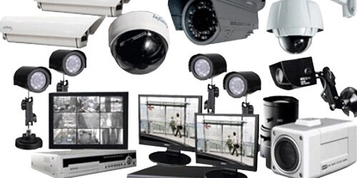 CCTV rental India