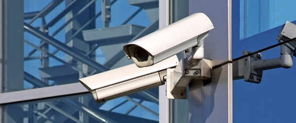 Security camera services on rent